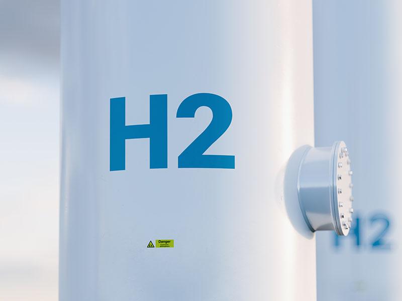 Wasserstoff